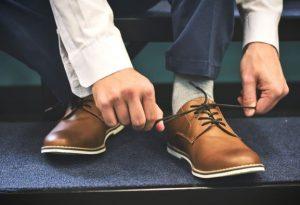 Podotherapie Meierijstad zolen in nette schoenen