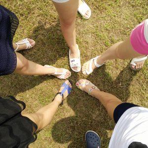 Podotherapie Meierijstad Veghel slippers sandalen zolen